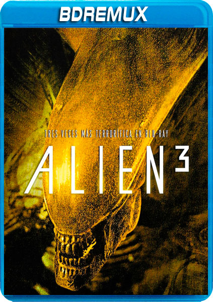 ALIEN 3 [BDREMUX 1080P][DTS 5.1 CASTELLANO-DTS 5.1 INGLES+SUBS][ES-EN] torrent